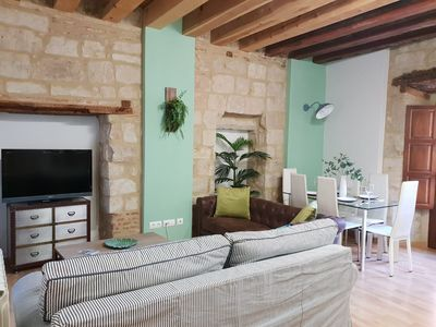 Photo for STYLE APARTMENT FULL CENTER IN A BUILDING OF THE XVIII CENTURY