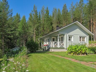 Photo for Vacation home Sipukka in Rovaniemi - 4 persons, 2 bedrooms