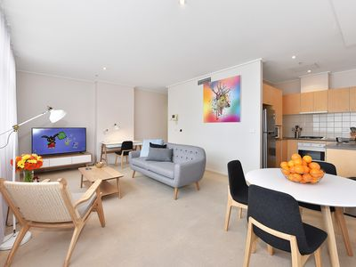 Photo for Fully furnished 1 bedroom Apt 601/318 Little Lonsdale St,CBD