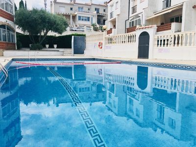 Photo for House in Roses (Puig Rom) with communal pool