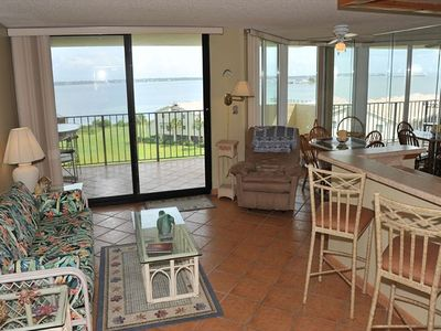 Photo for Cozy Condo in Santa Rosa Dunes With Great Sound Views ~ Free WiFi