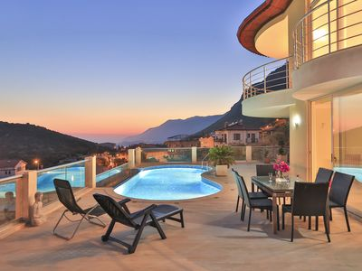 Photo for 4 Bedroom Villa Linda in Kaş/Andifli