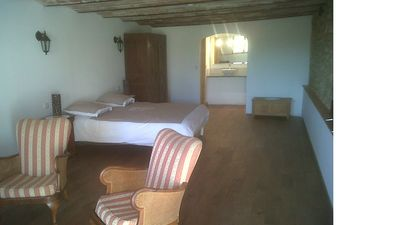 Photo for Rooms at the farm surrounded by lavender