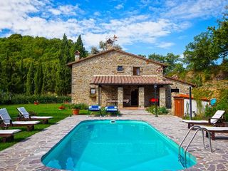 Villa mit privatem Pool in