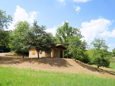 Photo for Vacation home Agriturismo San Michele (BCC209) in Boccheggiano - 4 persons, 1 bedrooms