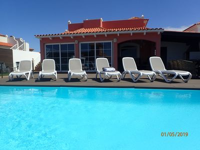 Photo for Villa Nodrog, 3 beds, Immaculately Maintained, Large  Private Heated Pool