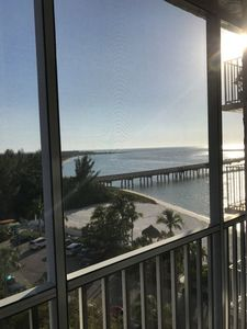 Beach Front Condo - Private Beach and breath-taking Views of the Gulf of Mexico!