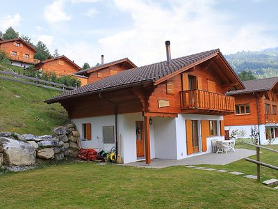 Photo for Vacation home L'Elorian in Ovronnaz - 6 persons, 3 bedrooms