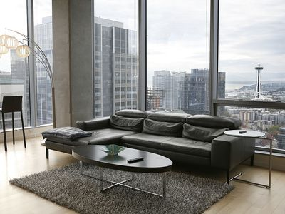 Downtown Lux 1BD 2 F