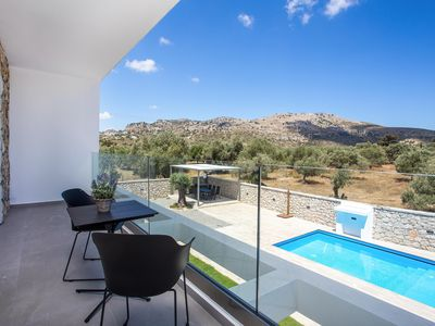 Photo for Luxury Villa Kastalys with Private Pool