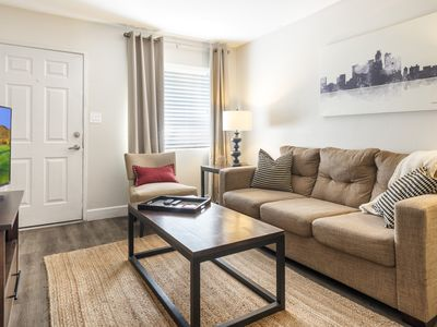Photo for NEWLY remodeled 2BR space