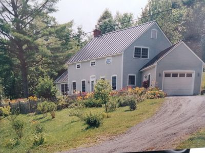 Photo for 3BR House Vacation Rental in Plainfield, Vermont