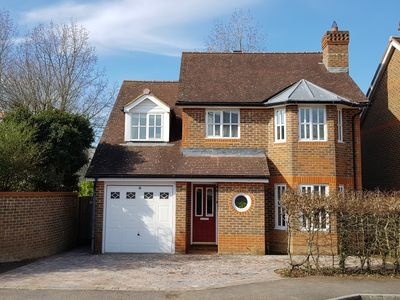 Photo for Lovely 4 Bed House Ideal Goodwood Location