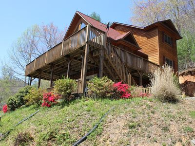 Photo for Waterfalls Rd- Close to Downtown Blowing Rock