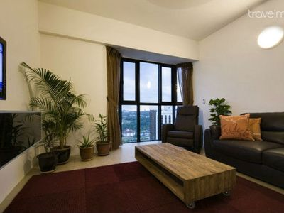 Photo for High Floor KL City 4 Bedroom Apartment