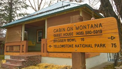 Photo for Cabin On Montana: A Quiet, Clean, Renovated Cabin In Downtown Bozeman, Montana