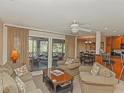Photo for Beautiful First Floor Villa- Walking Distance To The Beach & Shops at Town Center!