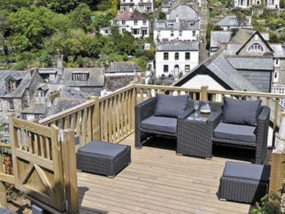 Photo for 3 bedroom property in Looe. Pet friendly.