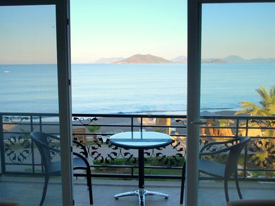 Photo for Uninterrupted Panoramic Views Over the Aegean Sea