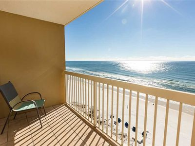 Photo for 14th Floor w/ Stunning Beach Views, 2 Pools, Fitness, Spa, Ideal Destin Location
