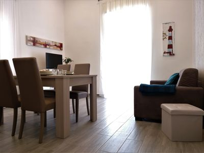 Photo for lucagiordanohouse 2 - beautiful apartment just renovated with every comfort