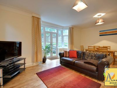 Photo for 27 Durley Chine -  an apartment that sleeps 6 guests  in 3 bedrooms