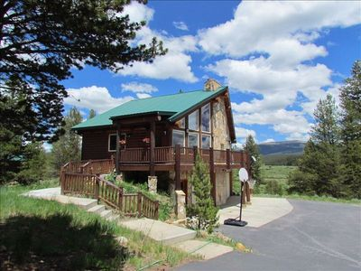 Mountain Retreat  Leadville Area with Private Fishing
