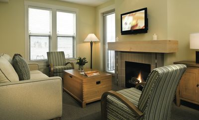 Relax in the evening in your comfortable, beautifully-furnished condo.