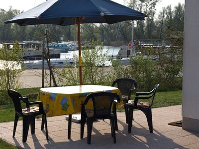Photo for Cottage on the water, 100m², 3 bedrooms 2 bathrooms, whirlpool, sauna ****