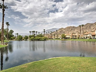 Photo for 2BR Townhome Vacation Rental in La Quinta, California