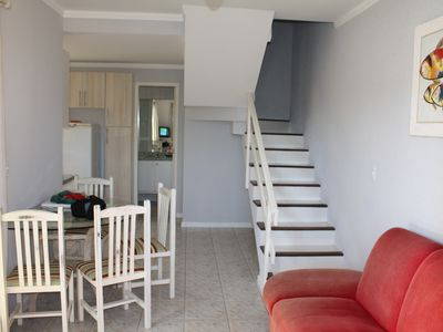 Photo for 2 Two stories house with 2 bedrooms each 130 meters from the beach of Mariscal