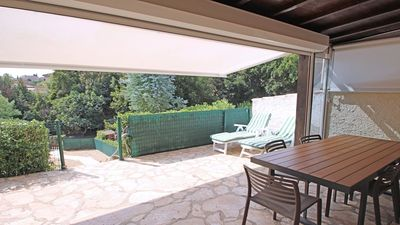 Photo for 4-room house - 6 people - Residence swimming pool - Air conditioning - WiFi - Sainte Maxime
