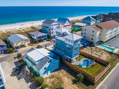 Photo for Beach Breeze: 6 BR / 4 BA house in Carolina Beach, Sleeps 18