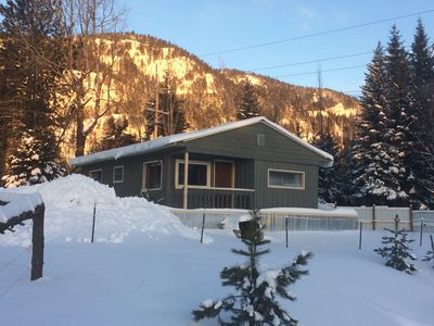 Photo for Base of Schweitzer Chalet, Pets OK