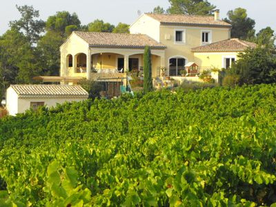 Photo for 5BR House Vacation Rental in Mondragon, Provence-Alpes-Côte-D'Azur
