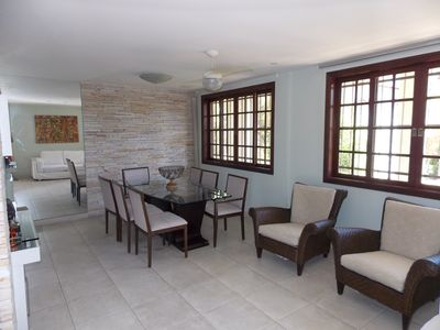 Photo for Comfortable house 3 floors, 80 meters from Piratininga Beach