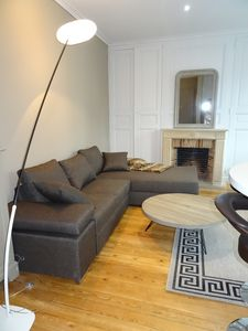 Photo for Family Suite F3 Grant in the heart of Chartres has 55m2 2 bedrooms, parking
