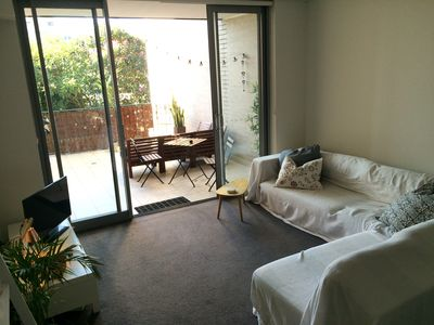 Photo for 1 bed apartment  with large balcony