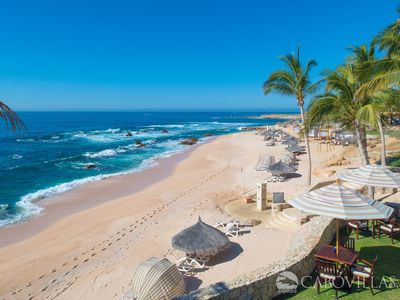 Photo for Spectacular 5 star Cabo Resort - 2 Bedroom for Holiday/New Year