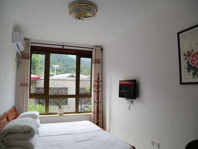 Photo for Walk to Great Wall, Twin Bed Room, Nice service