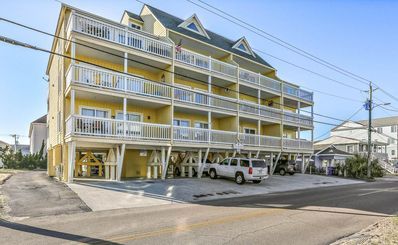 Photo for Newly Renovated Seaside Sunrise! Oceanview 2 Bed/2 Bath Condo