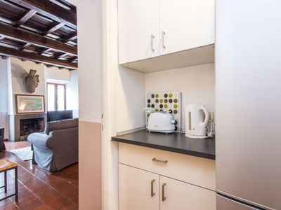 Photo for Apartment 156 m from the center of Rome with Lift, Internet, Washing machine, Air conditioning (144931)