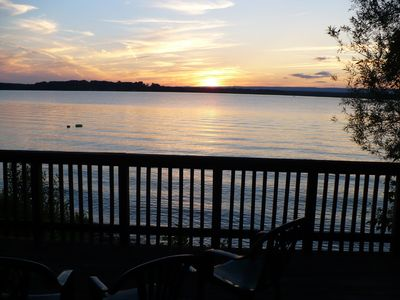 Photo for Charming House in Saratoga Lake