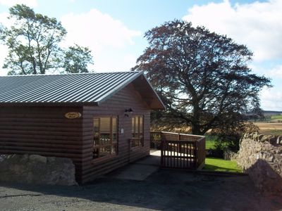 Photo for Copper Beech Lodge - with Hot Tub