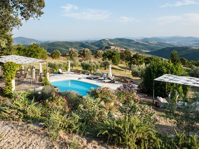 Photo for Oasis Of Tranquillity, Well-equipped, Free Wifi, Stunning Views, Private Pool
