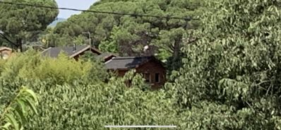 Photo for Detached wooden cabin for private use