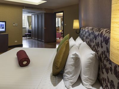 Photo for One Bedroom Grand Suite Apartment in the city center (G1)