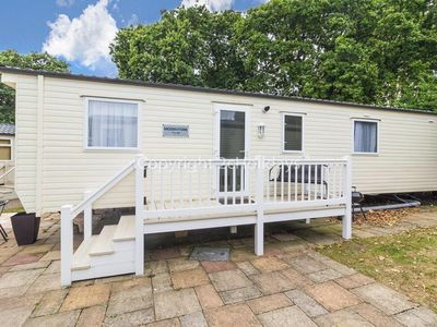 Photo for 2BR Mobile Home Vacation Rental in Great Yarmouth, Norfolk