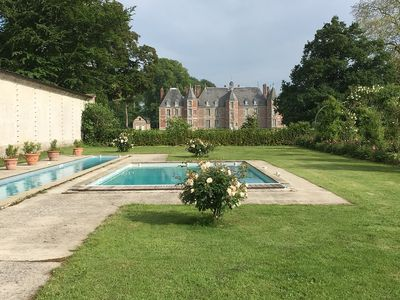 Photo for XVII Century Chateau  in Normandy