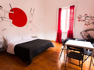 "Photo for ""A Casa di Amici"" Boutique Hostel - Quadruple"